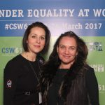"CSW61 in New York: ""Women's economic empowerment in the changing world of work"""