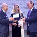 "WUSME Senator Ivano Spallanzani has received the title of honor ""Stella al Merito Sociale 2017"""