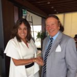 Meeting between WUSME President Gian Franco Terenzi and Ambassador of Colombia in Italy H.E. Gloria Isabel Ramirez Rios