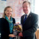 WUSME met with UEAPME President Ms. Ulrike Rabmer-Koller
