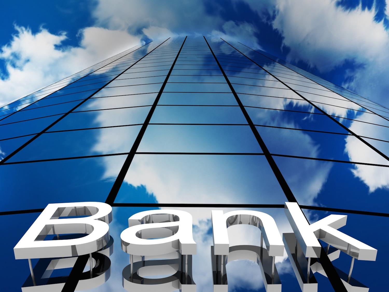 Bank Building Wusme