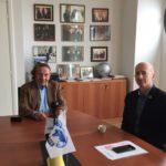 Meeting between WUSME President Gian Franco Terenzi and EuCham – European Chamber President Michele Orzan